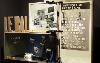Galeries Lafayette - Vitrine Le Bal